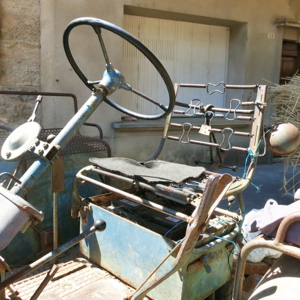 Tractor-Seat